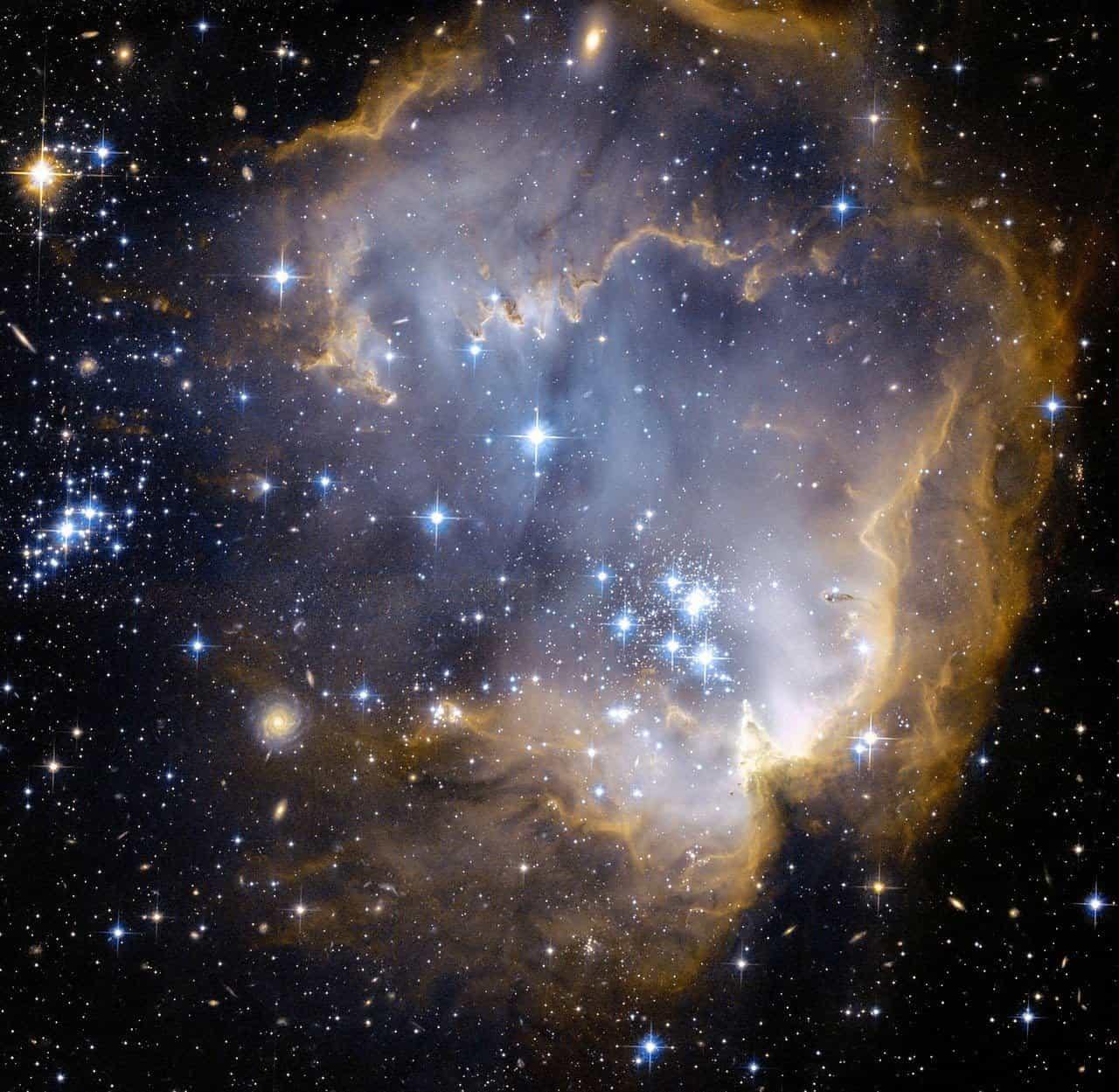 semi-di-luce-universo