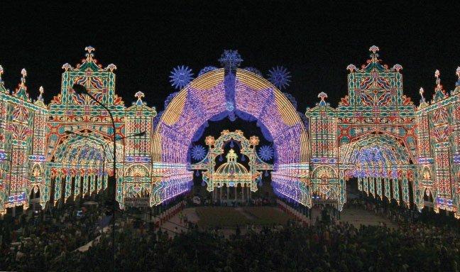 cattedrali di luci 0
